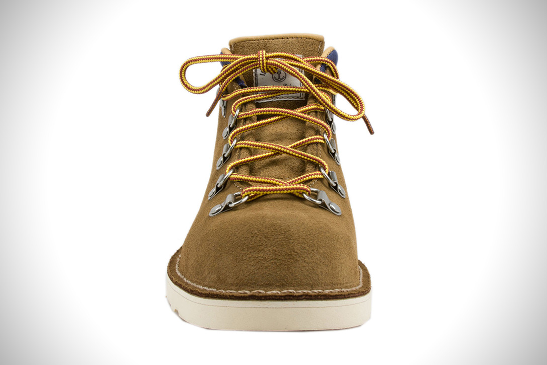 Limited Edition Tramline Boot by Danner X Iron and Resin 1