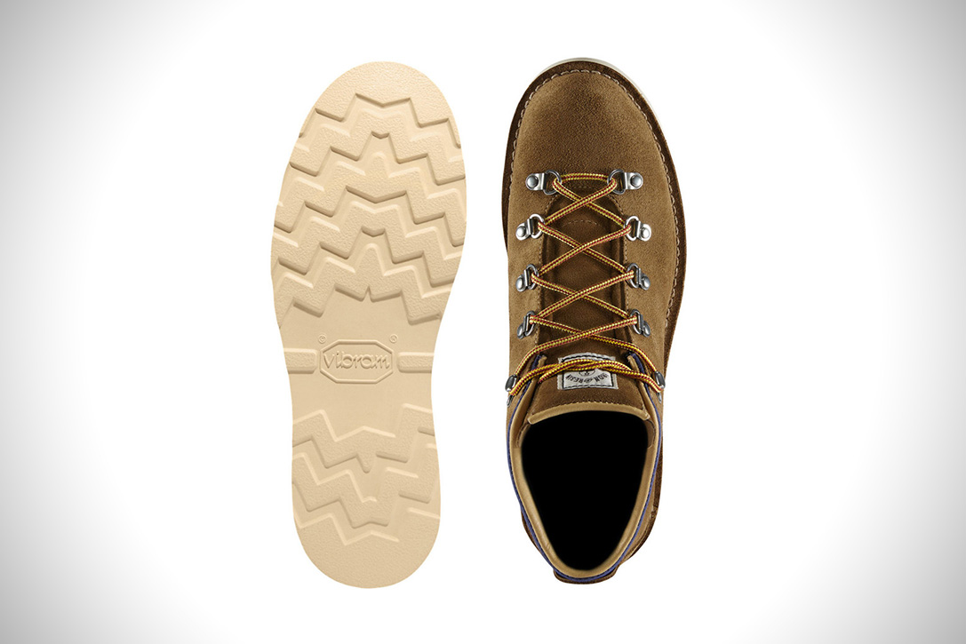 Limited Edition Tramline Boot by Danner X Iron and Resin 4