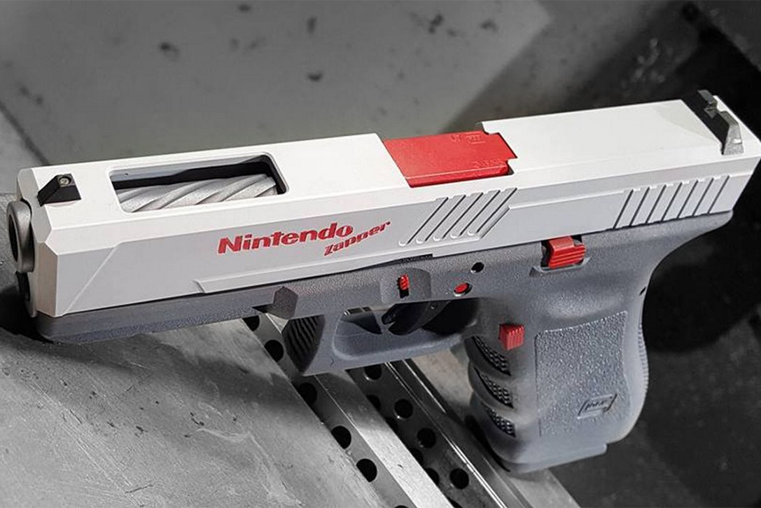NES Zapper Glock by Precision Syndicate 2