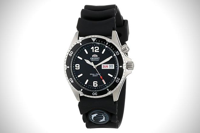 Orient CEM65004B Black Mako