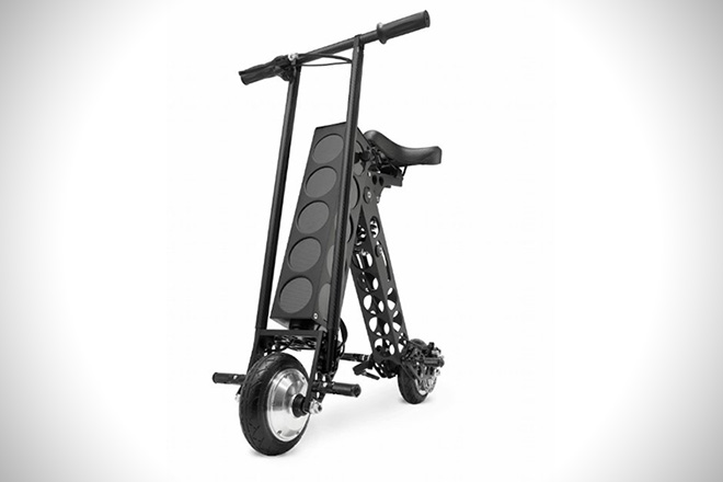 URB-E Electric Folding Scooter 2
