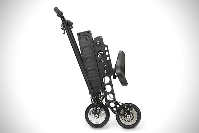 URB-E Electric Folding Scooter 3
