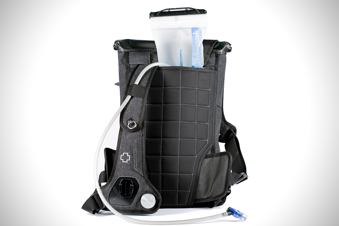 Velomacchi Speedway Roll-Top Backpack 6