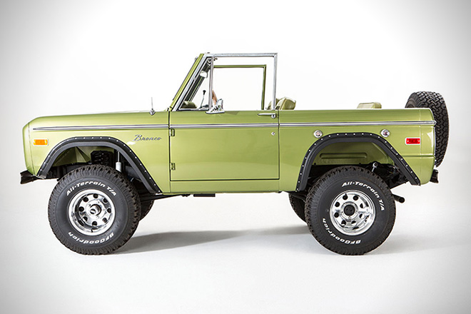 1972 Ford Montauk by Classic Ford Broncos 1
