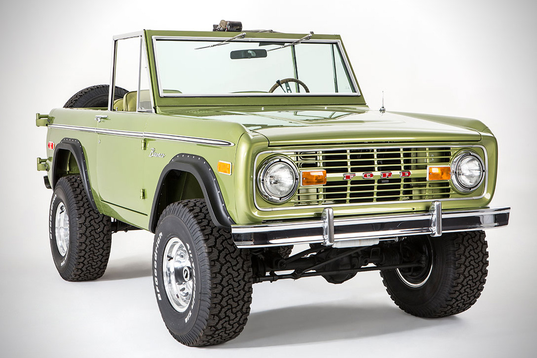 New Ford Cars >> 1973 Ford Bronco Montauk by CFB | HiConsumption