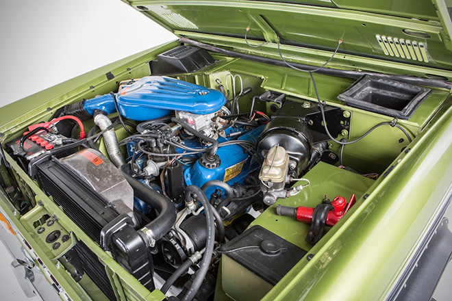 1972 Ford Montauk by Classic Ford Broncos 11