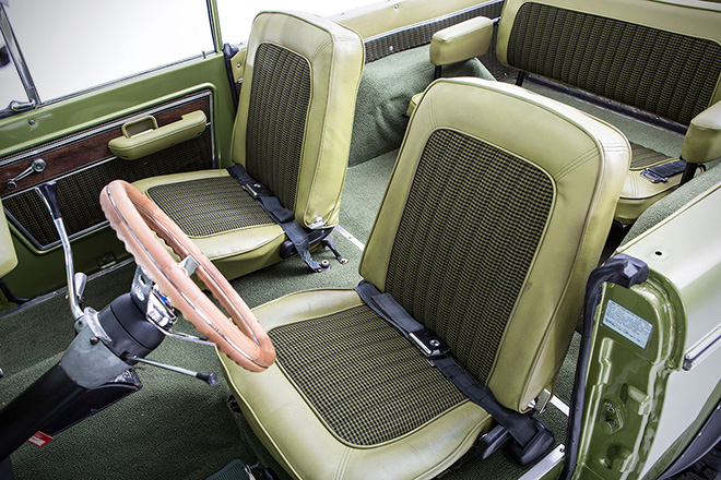 1972 Ford Montauk by Classic Ford Broncos 2