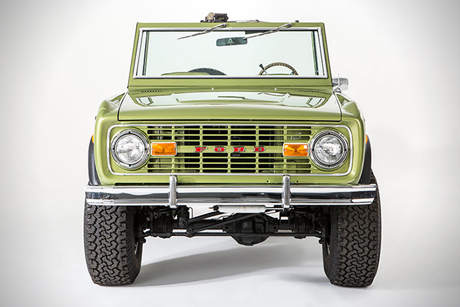 1972 Ford Montauk by Classic Ford Broncos 3