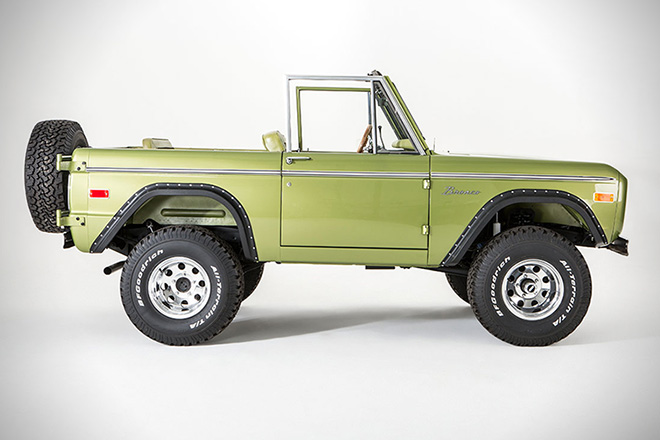 1972 Ford Montauk by Classic Ford Broncos 4
