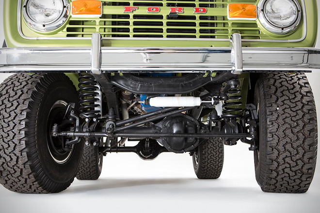 1972 Ford Montauk by Classic Ford Broncos 7