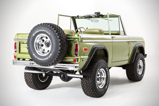 1972 Ford Montauk by Classic Ford Broncos 8