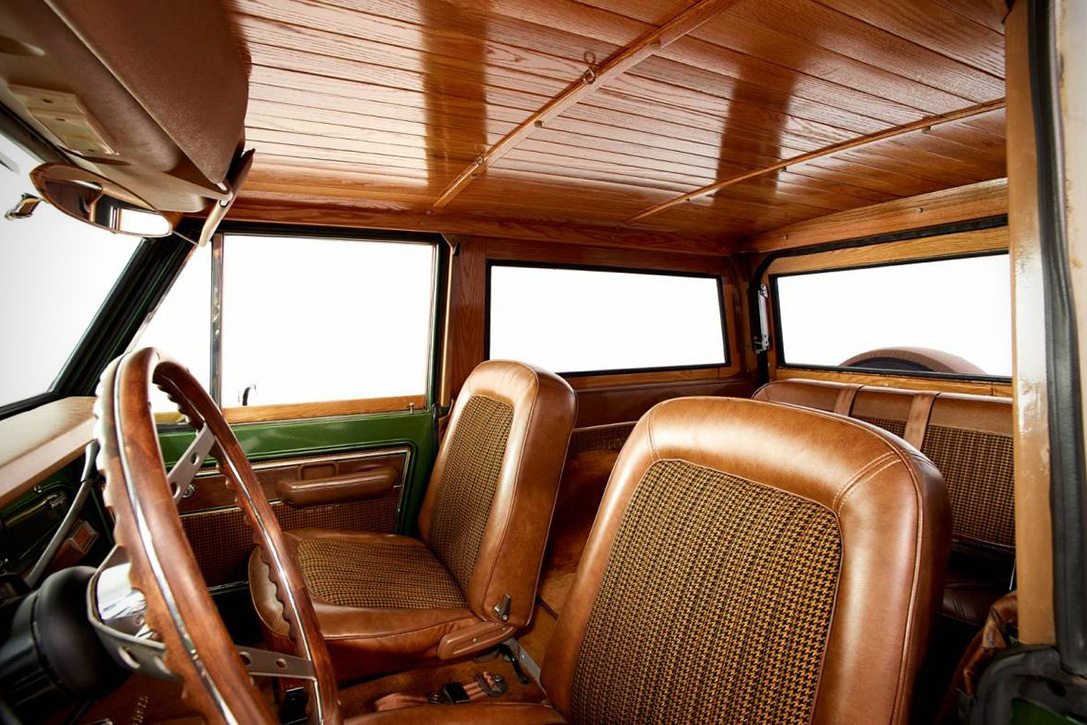 1974 Ford Bronco Woody by Classic Ford Broncos 2