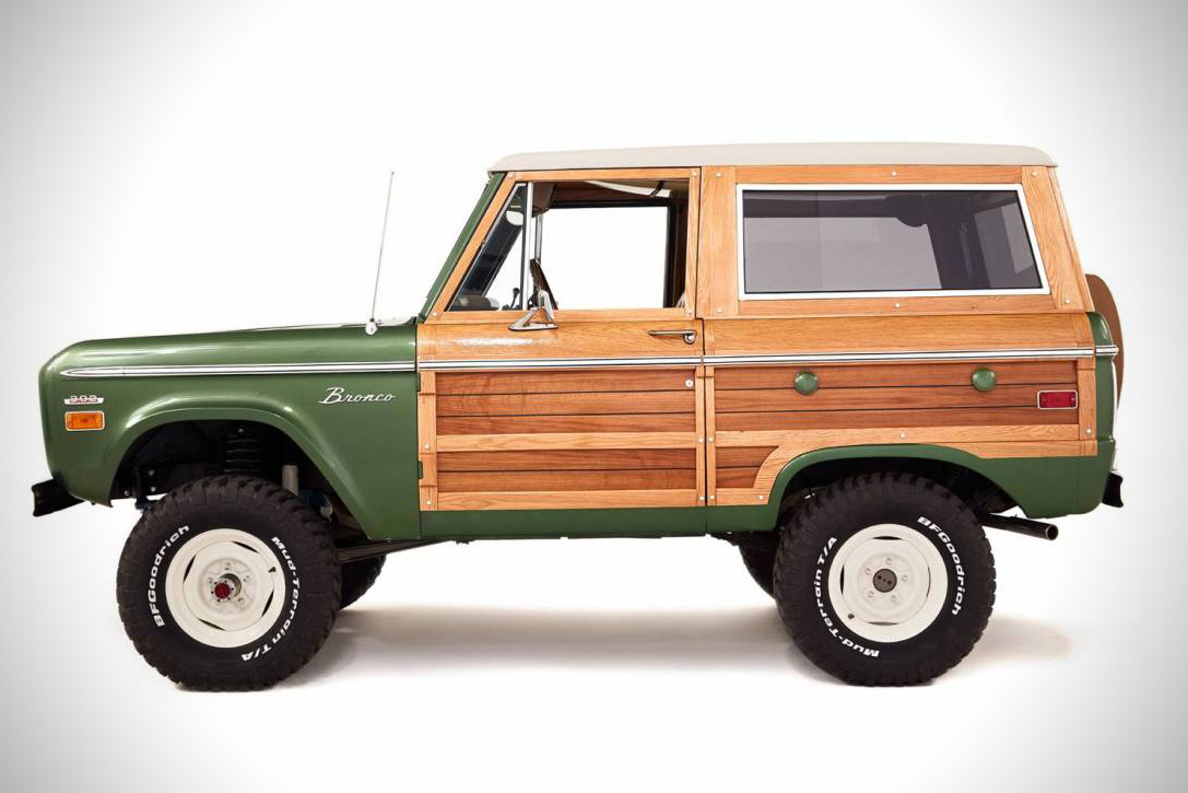 1974 Ford Bronco Woody by Classic Ford Broncos 3