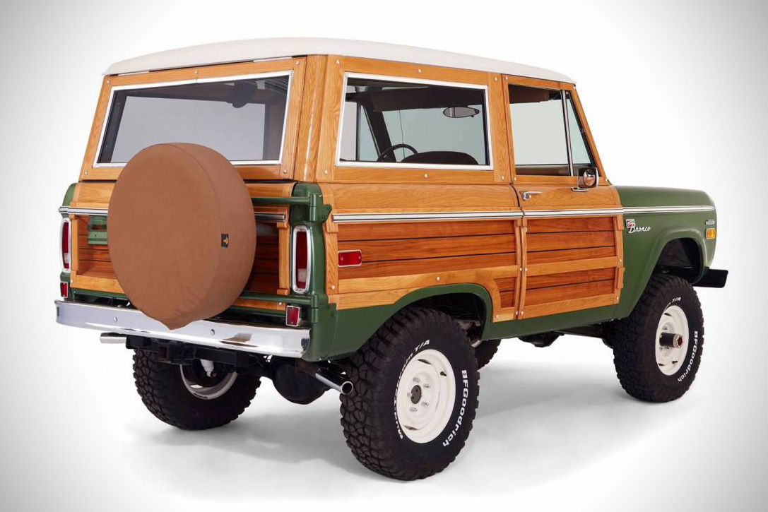 1974 Ford Bronco Woody by Classic Ford Broncos 4