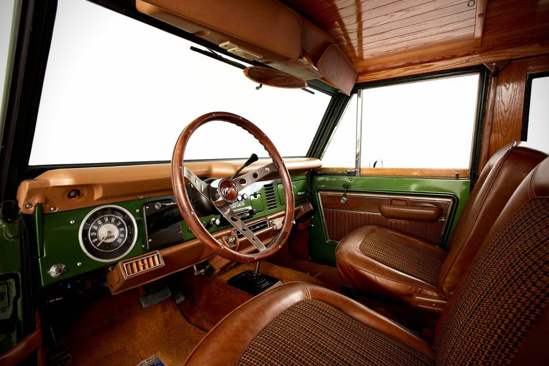 1974 Ford Bronco Woody by Classic Ford Broncos 6