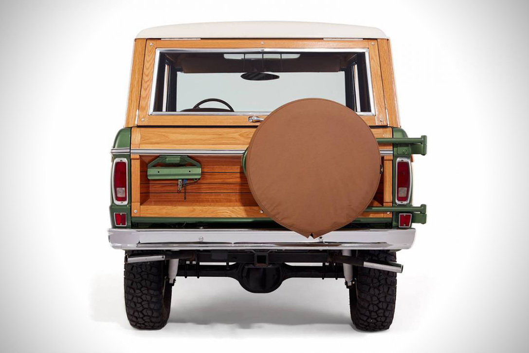 1974 Ford Bronco Woody by Classic Ford Broncos 8