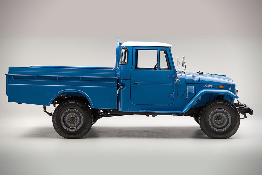 1974 Toyota Land Cruiser Fj45 Pickup Hiconsumption 3