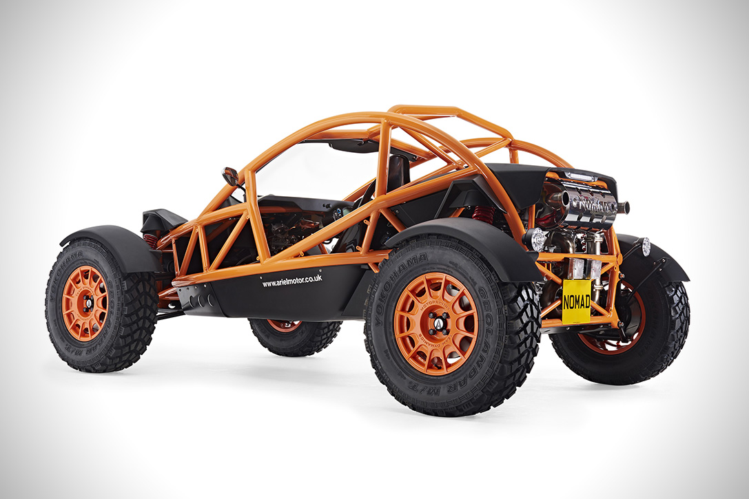 Ariel Nomad Offroad Vehicle 2