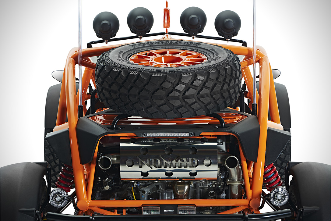 Ariel Nomad Offroad Vehicle 3