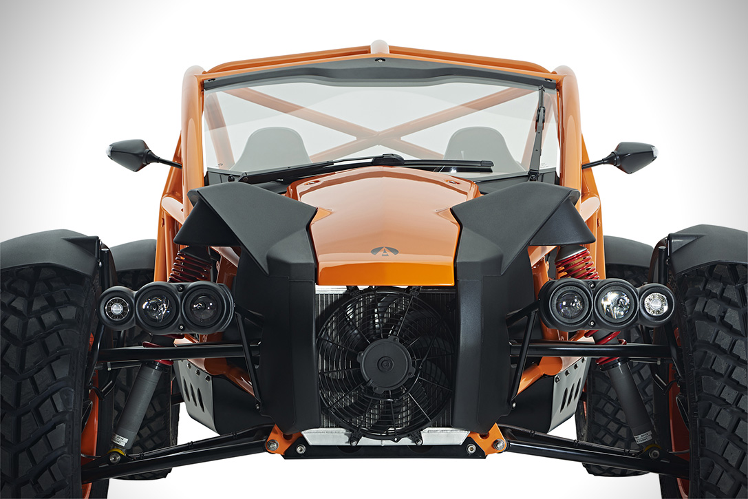 Ariel Nomad Offroad Vehicle 4