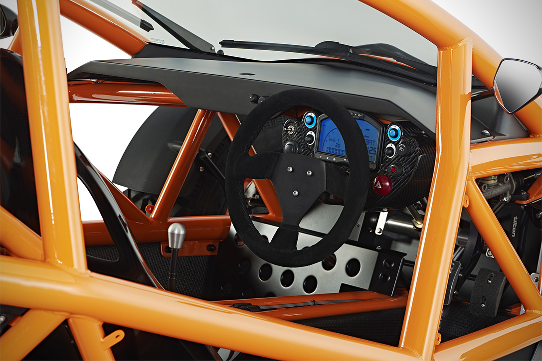 Ariel Nomad Offroad Vehicle 5