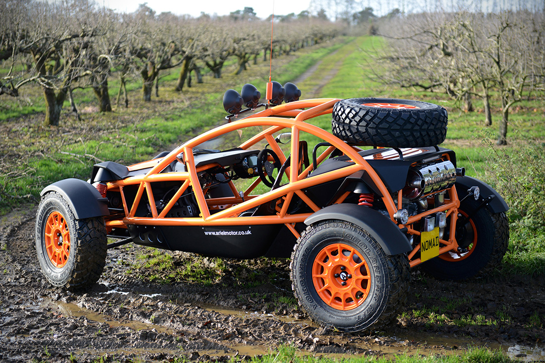 ariel nomad offroad vehicle hiconsumption. Black Bedroom Furniture Sets. Home Design Ideas