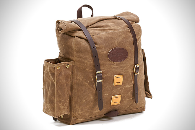 Arrowhead Trail Rolltop Pack by Frost River
