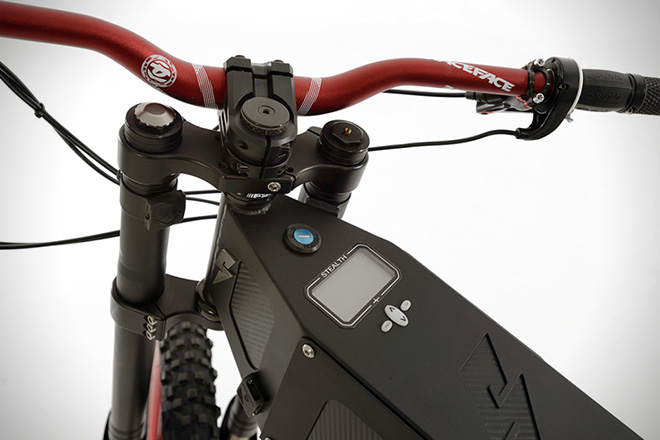 B-52 By Stealth Electric Bikes 3