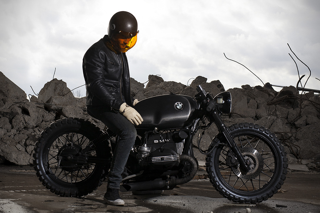 Bmw R100s Black Baron By Relic Motorcycles Hiconsumption