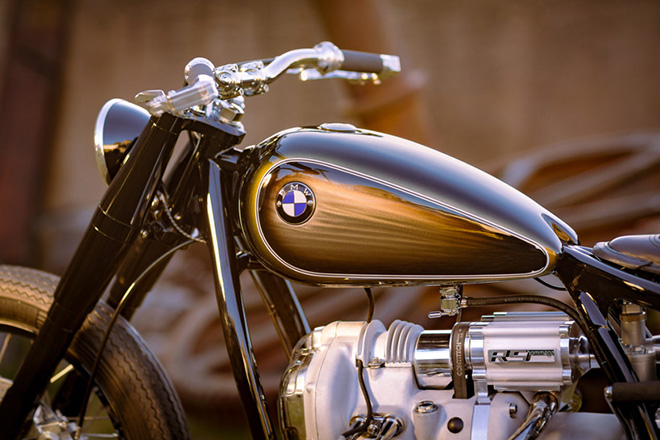BMW R5 Hommage by Unique Custom Cycles 2