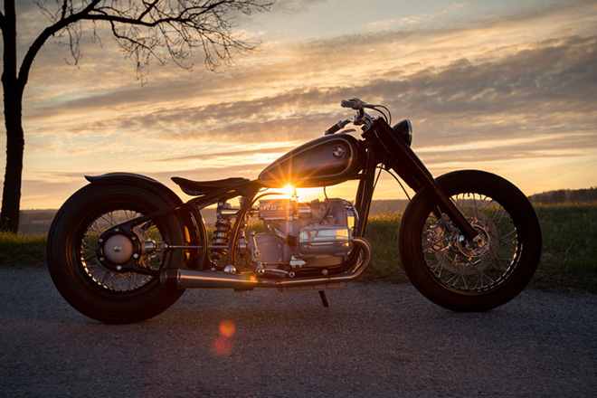 BMW R5 Hommage by Unique Custom Cycles 6