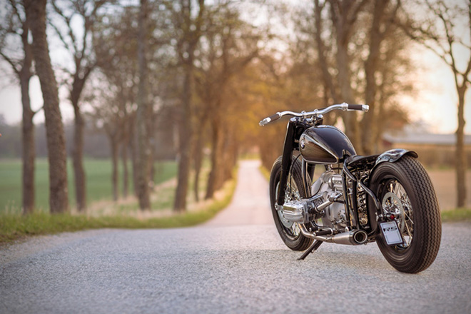 BMW R5 Hommage by Unique Custom Cycles 7