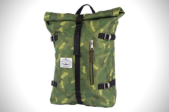 3ce29c6a5405 ... backpacks on the market. Classic Rolltop by Poler
