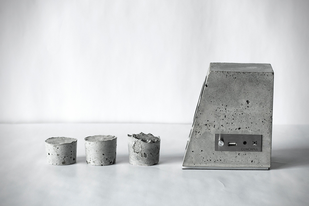 Concretus Wireless Speaker 3