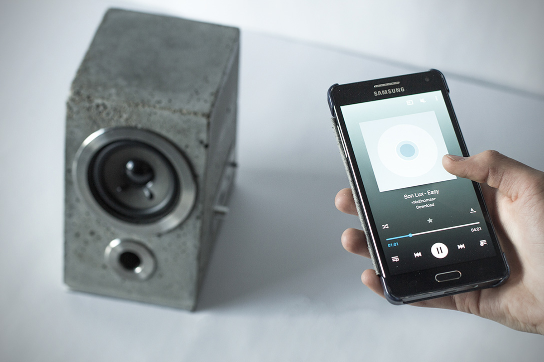 Concretus Wireless Speaker 5