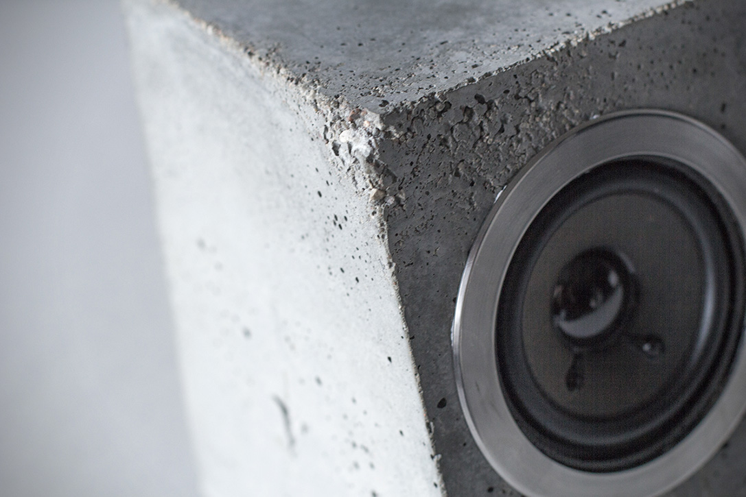 Concretus Wireless Speaker 6