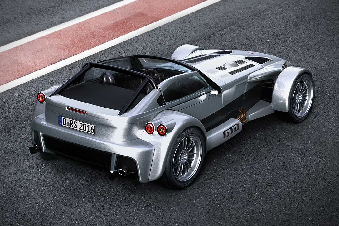 Donkervoort D8 GTO-RS 2