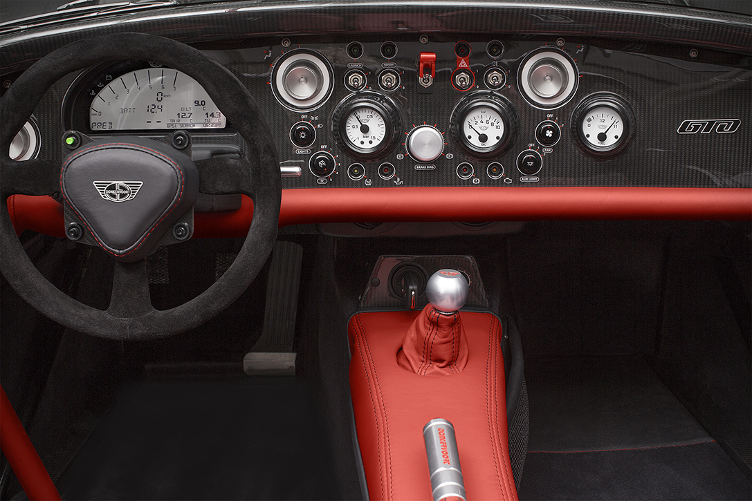 Donkervoort D8 GTO-RS 4