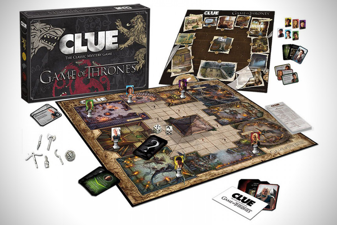 Game of Thrones Clue 1