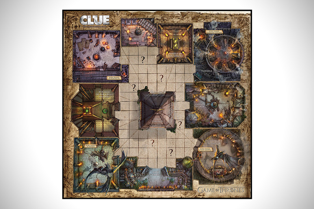 Game of Thrones Clue 2
