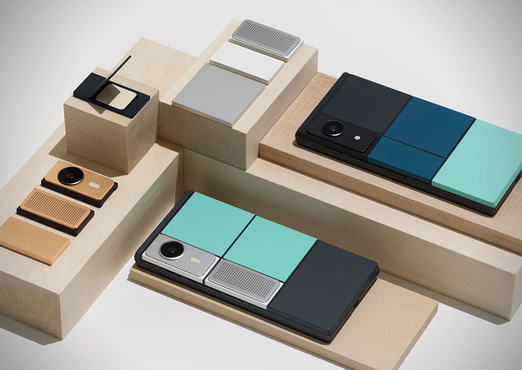 Google Project Ara Phone 1
