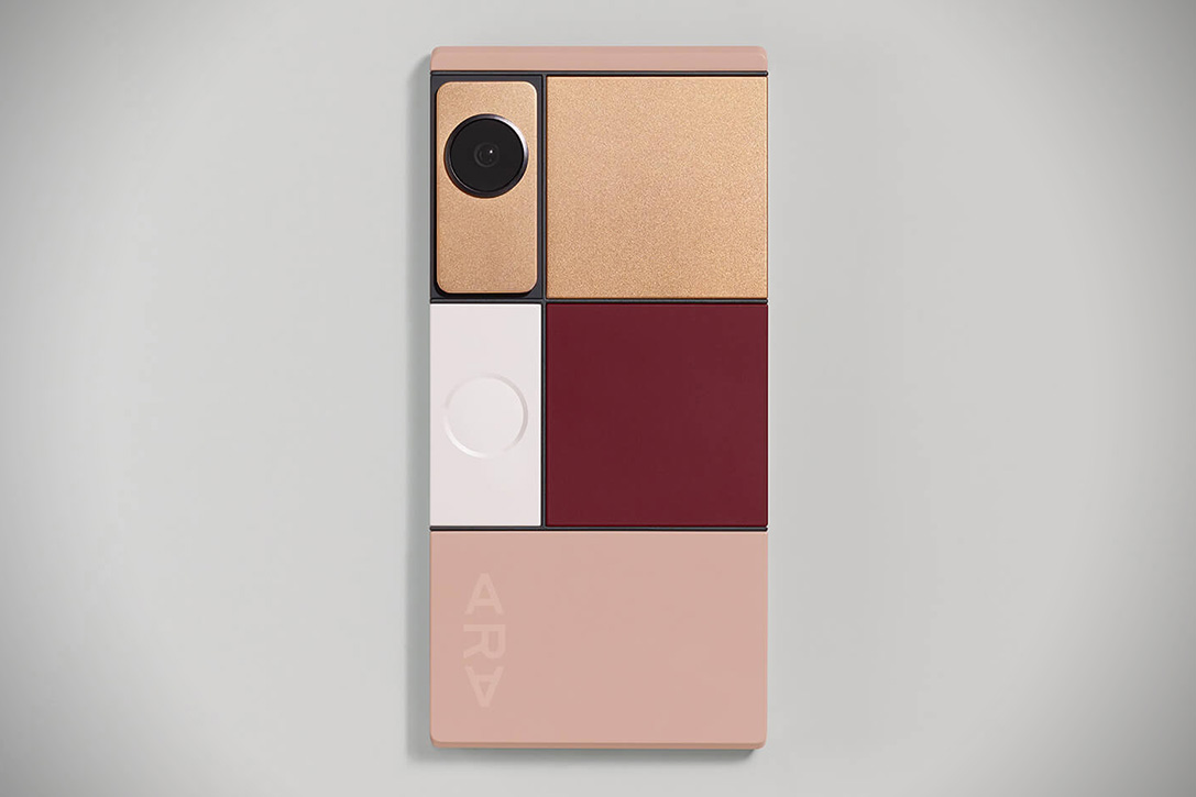 Google Project Ara Phone 3