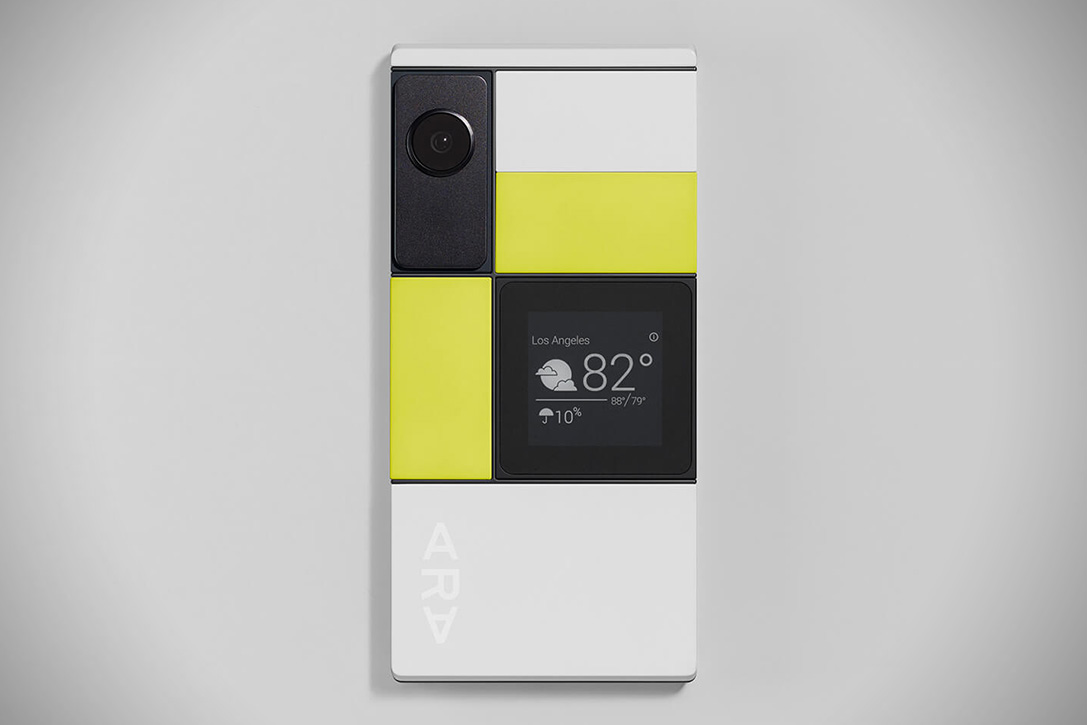 Google Project Ara Phone 4
