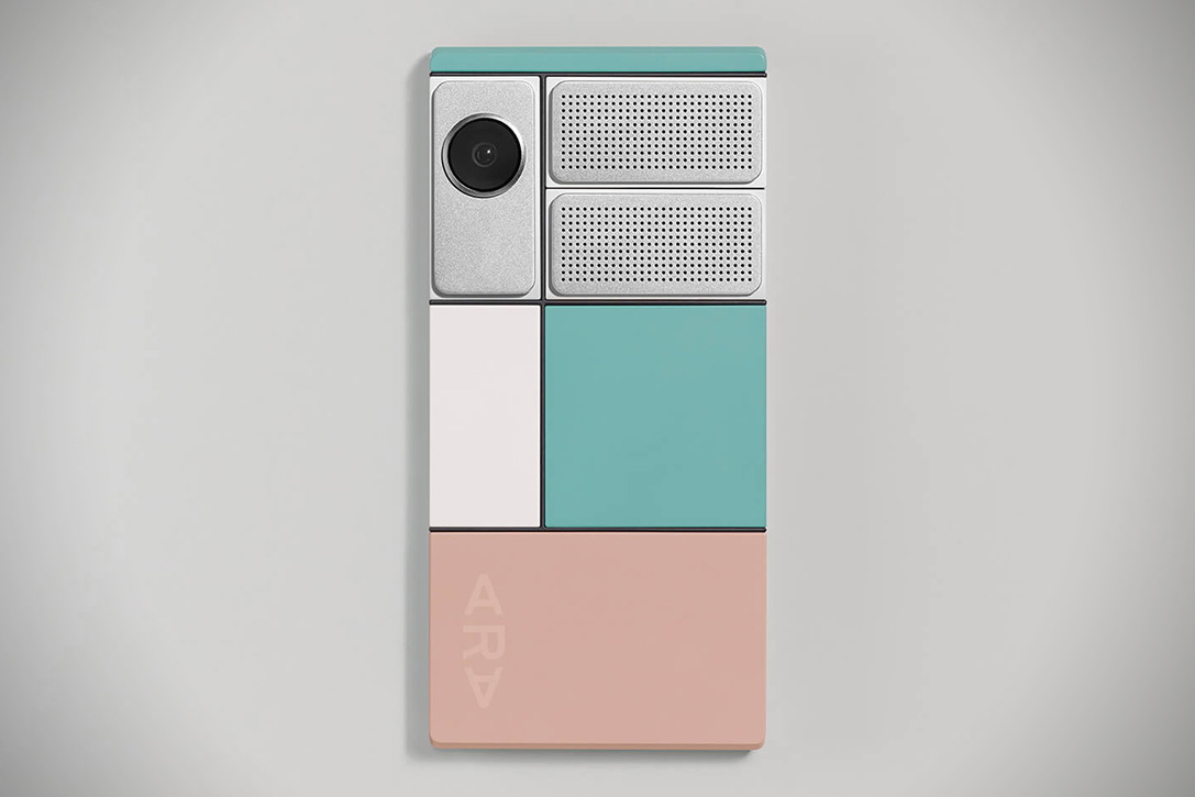 Google Project Ara Phone 5