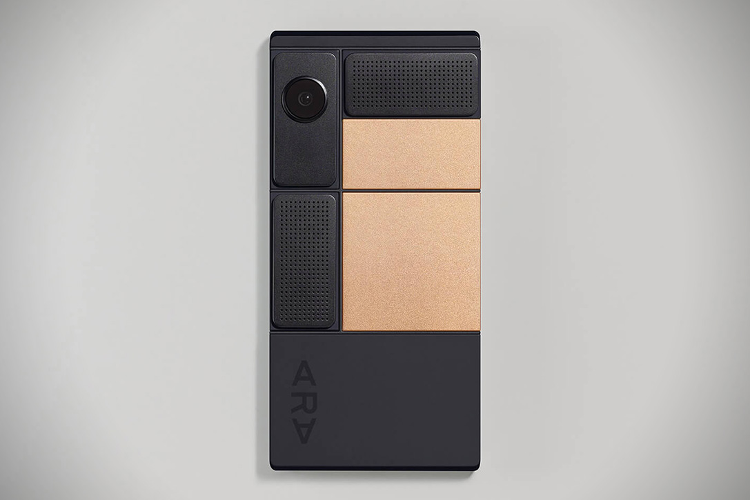 Google Project Ara Phone 6