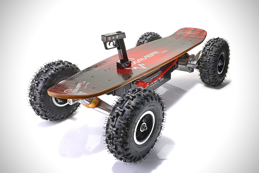 Maverix Borderx Offroad Electric Skateboard