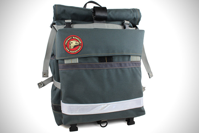 Rolltop By Freight Baggage