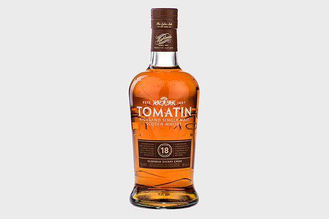 Tomatin 18 Yr. Sherry Cask