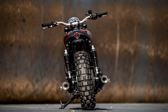 Triumph Street Twin by Down & Out Cafe Racers 2