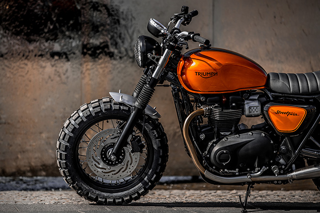 Triumph Street Twin by Down & Out Cafe Racers 4